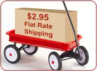 [$2.95 flat rate shipping]