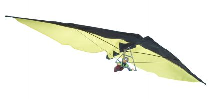 Hang Glider Action Figure