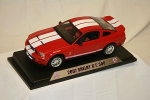 2007 Die Cast Shelby Mustang GT500