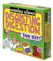 Horrible Science Disgusting Digestion