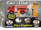 Fire Fighter Casting Kit