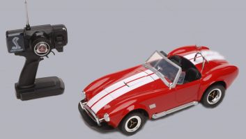 Shelby 427 Cobra Remote Control Car
