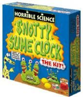 Horrible Science Snotty Slime Clock