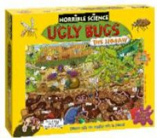Horrible Science Ugly Bugs Puzzle